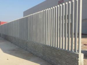 clôture béton préfabriqué béton